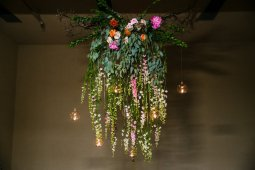 Gorgeous Floral Cascade designed by Violet Hill Floral