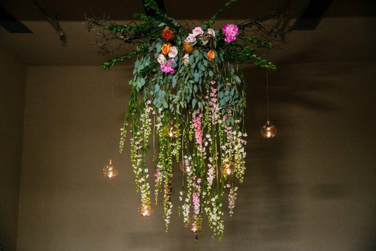 Gorgeous Floral Cascade designed by Violet Hill Floral